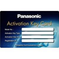 Ключ активации на 4 канала H.323/SIP Panasonic KX-NCS4104WJ
